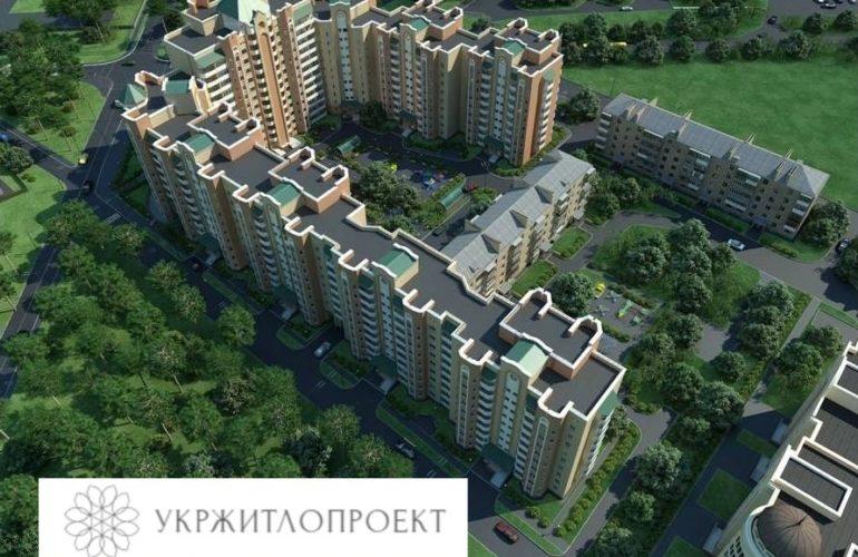 Проект жилого дома по ул. Вокзальная в г. Буча